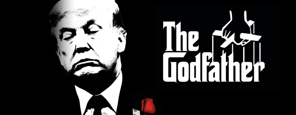 President Corleone: Trump, Tim McVeigh, the Neo-Nazi KKK Underground and the Perils of Self-Coronation