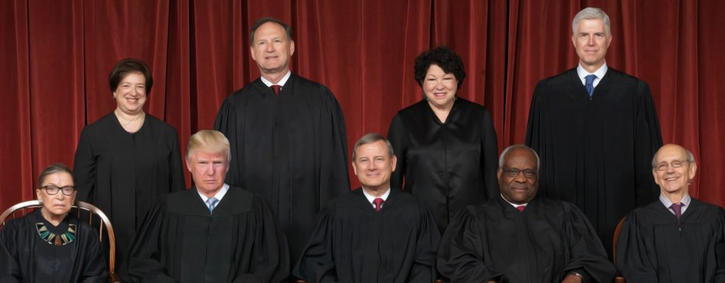 A Tea Party, Moral Majority, Sagebrush Rebellion Supreme Court?